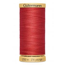 Bobine de Fil à coudre coton naturel Gutermann 250m - N°2255