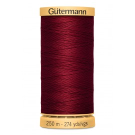 Natural Cotton Sewing Thread Gutermann 250m - N°2433