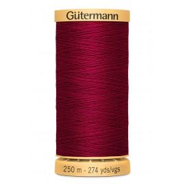 Bobine de Fil à coudre coton naturel Gutermann 250m - N°2653