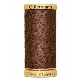 Natural Cotton Sewing Thread Gutermann 250m - N°2724