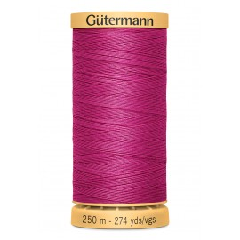 Bobine de Fil à coudre coton naturel Gutermann 250m - N°2955