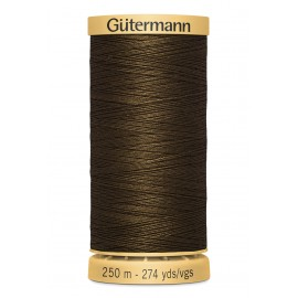 Natural Cotton Sewing Thread Gutermann 250m - N°2960
