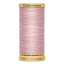 Bobine de Fil à coudre coton naturel Gutermann 250m - N°3117
