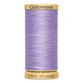 Bobine de Fil à coudre coton naturel Gutermann 250m - N°4226