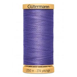 Bobine de Fil à coudre coton naturel Gutermann 250m - N°4434