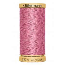 Bobine de Fil à coudre coton naturel Gutermann 250m - N°5110