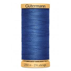 Bobine de Fil à coudre coton naturel Gutermann 250m - N°5133