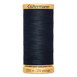 Bobine de Fil à coudre coton naturel Gutermann 250m - N°5412