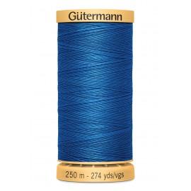 Bobine de Fil à coudre coton naturel Gutermann 250m - N°5534