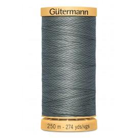 Bobine de Fil à coudre coton naturel Gutermann 250m - N°5705