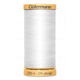 Natural Cotton Sewing Thread Gutermann 250m - N°5709