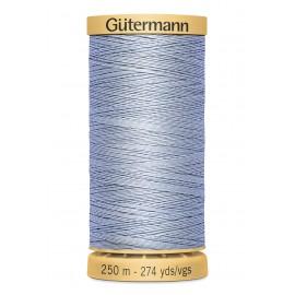 Bobine de Fil à coudre coton naturel Gutermann 250m - N°5726