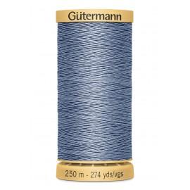 Bobine de Fil à coudre coton naturel Gutermann 250m - N°5815