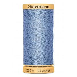 Bobine de Fil à coudre coton naturel Gutermann 250m - N°5826