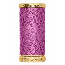 Natural Cotton Sewing Thread Gutermann 250m - N°6000