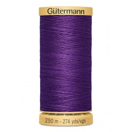 Natural Cotton Sewing Thread Gutermann 250m - N°6150