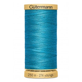 Bobine de Fil à coudre coton naturel Gutermann 250m - N°6745