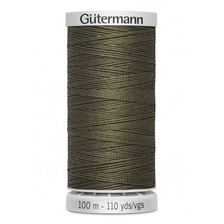 Thread extra strong Gutermann 100m - N°676