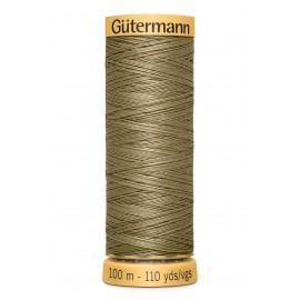 Bobine de Fil à coudre coton Gutermann 100m - N°1015