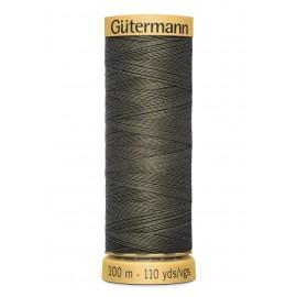 Natural Cotton Sewing Thread Gutermann 100m - N°1114