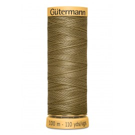 Bobine de Fil à coudre coton Gutermann 100m - N°1115