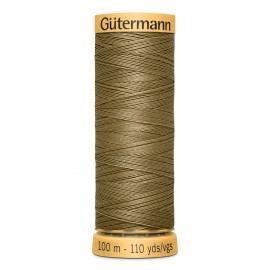 Natural Cotton Sewing Thread Gutermann 100m - N°1115