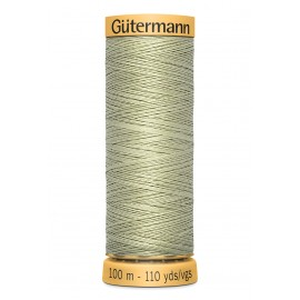 Natural Cotton Sewing Thread Gutermann 100m - N°126