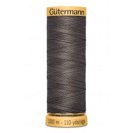 Bobine de Fil à coudre coton Gutermann 100m - N°1414