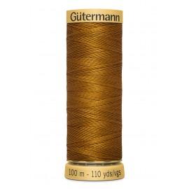 Natural Cotton Sewing Thread Gutermann 100m - N°1444