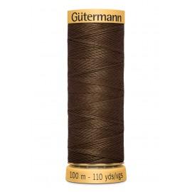 Natural Cotton Sewing Thread Gutermann 100m - N°1523