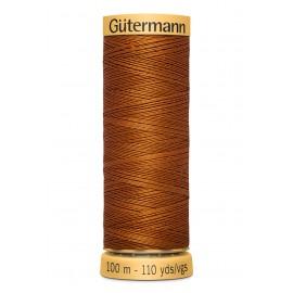 Bobine de Fil à coudre coton Gutermann 100m - N°1554