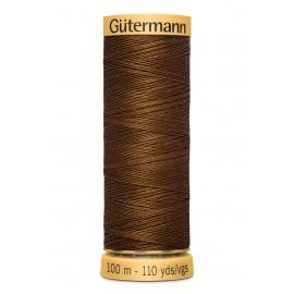 Bobine de Fil à coudre coton Gutermann 100m - N°1633