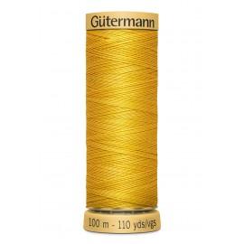 Bobine de Fil à coudre coton Gutermann 100m - N°1651