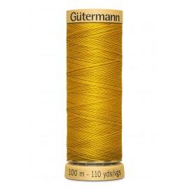 Natural Cotton Sewing Thread Gutermann 100m - N°1661