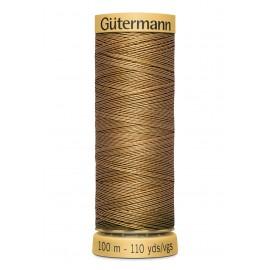 Natural Cotton Sewing Thread Gutermann 100m - N°1698