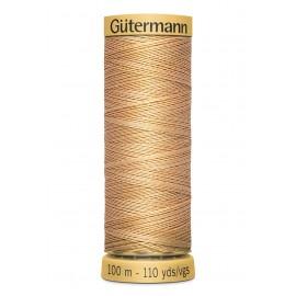 Bobine de Fil à coudre coton Gutermann 100m - N°1702