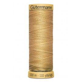 Bobine de Fil à coudre coton Gutermann 100m - N°1708