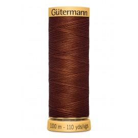 Bobine de Fil à coudre coton Gutermann 100m - N°1833