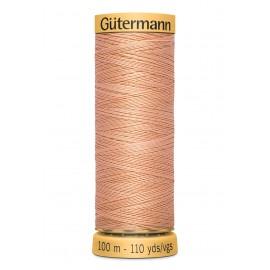 Natural Cotton Sewing Thread Gutermann 100m - N°1938