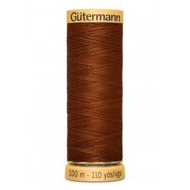 Bobine de Fil à coudre coton Gutermann 100m - N°2143