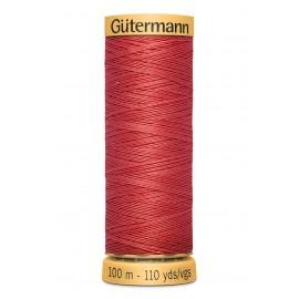 Bobine de Fil à coudre coton Gutermann 100m - N°2255