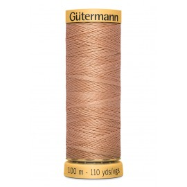 Bobine de Fil à coudre coton Gutermann 100m - N°2336