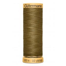 Bobine de Fil à coudre coton Gutermann 100m - N°2351