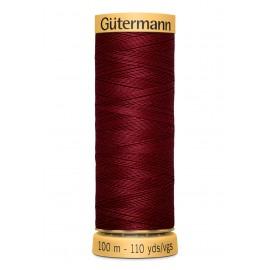Natural Cotton Sewing Thread Gutermann 100m - N°2433