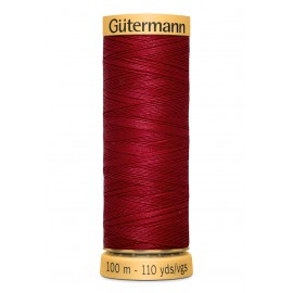 Natural Cotton Sewing Thread Gutermann 100m - N°2453