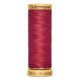 Bobine de Fil à coudre coton Gutermann 100m - N°2454