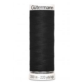 Bobine de Fil pour tout coudre Gutermann 200 m - N°0