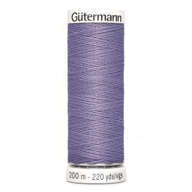 Bobine de Fil pour tout coudre Gutermann 200 m - N°202