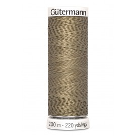 Bobine de Fil pour tout coudre Gutermann 200 m - N°208