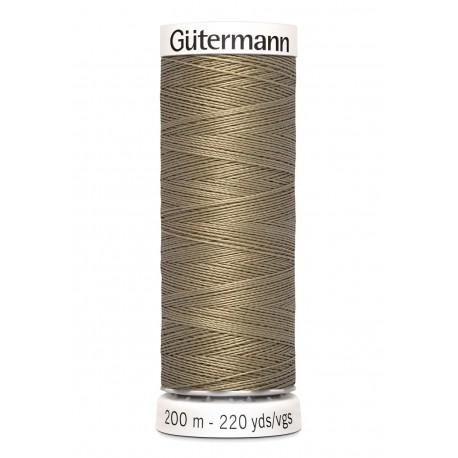Sew-all thread Gutermann 200 m - N°208